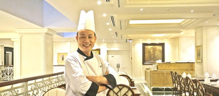 Apricot Hotel Hanoi new Executive Chef